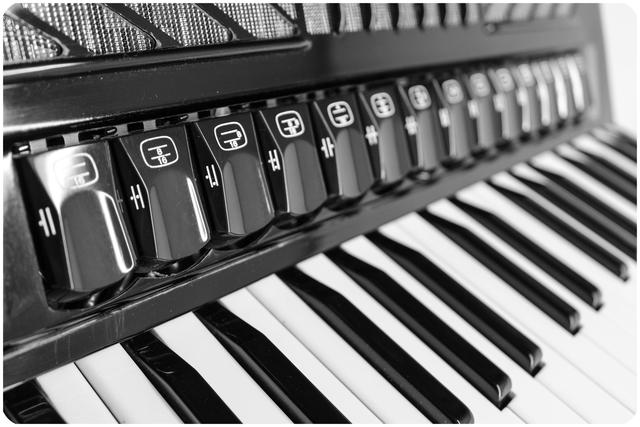 Piano-Akkordeons