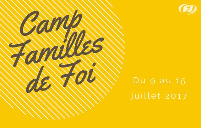 camp familles de foi 2017