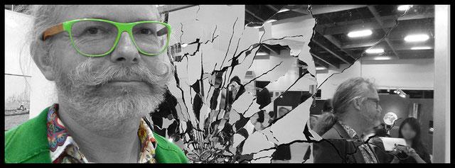 J.H. BLOCK, Künstler, Mühlheim an der Ruhr, Sardinien, tOG, take OFF GALLERY, Düsseldorf, Ausstellung, Erdwächter, Earth Guardians,