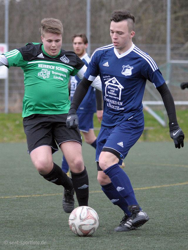 SV Germania Breitenberg vs FC Lindau (grün)