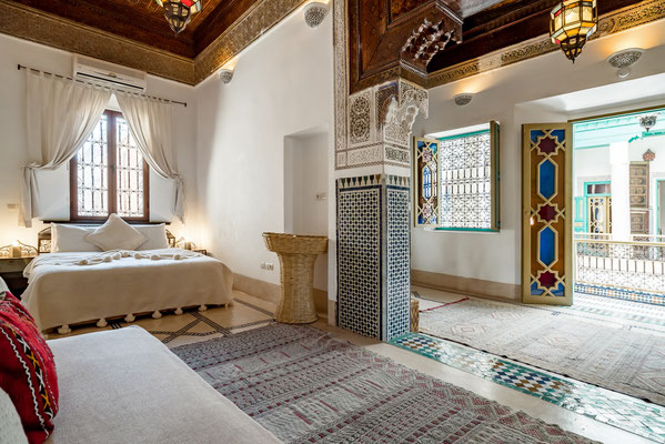 View of Suite Riad LakLak Marrakech
