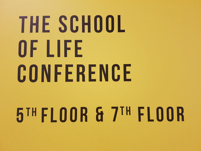 «The School of Life», Zürich 2018 © Bellone Franchise Consulting GmbH