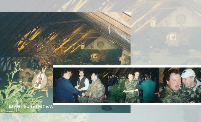 Foto - Scheunenturnier 2001 - BSV Merkwitz 1997 e.V.
