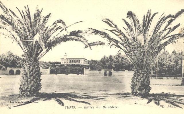 l'actuelle place Pasteur