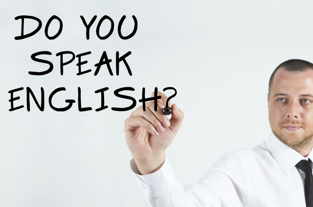 英語できますか?