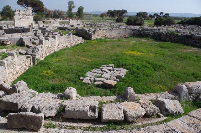 Amphitheater Egnazia