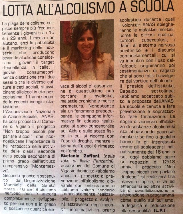 """Dal mensile """"In Cassetta"""" Marzo 2014"""