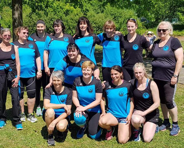 Die erfolgreichen Damenteams!