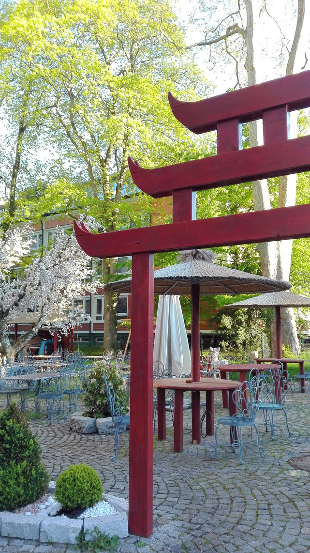 Terrasse Mai Garden