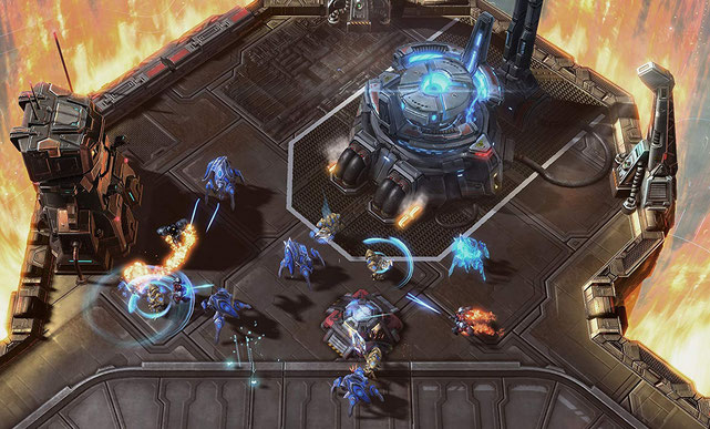 Beste Strategiespiele: StarCraft 2: Legacy of the Void