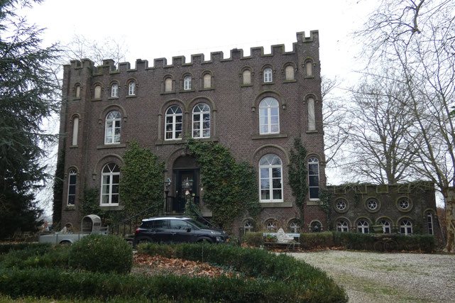De Oeverberg Kessel, baron Van Keverberg, rijksmonument, bouwhistorisch onderzoek