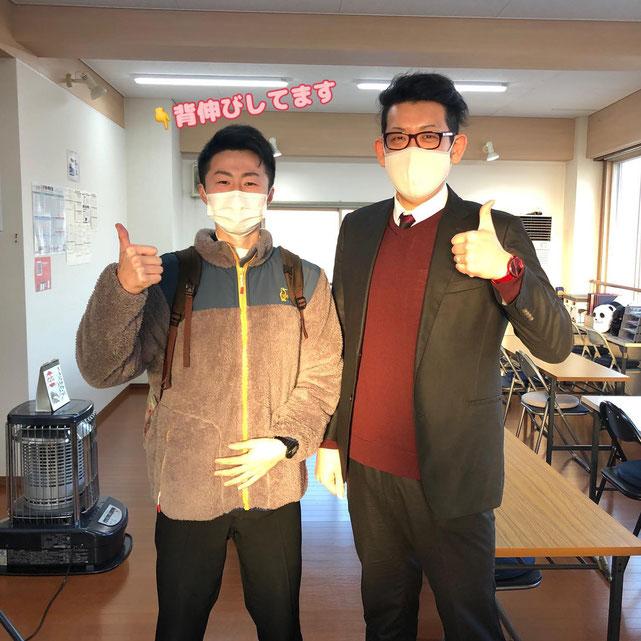 進学ゼミ俊塾,青森県,八戸市,教え子俊塾訪問,夢や目標はありますか?