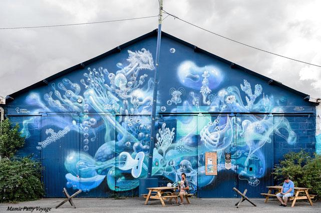 Street art, Bordeaux