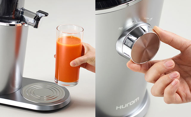 Hurom Slow Juicer easy series h100