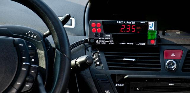 Taxi compteur tout confort