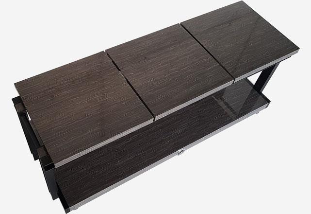 Wood Block Rack 1+3. Mehr Info bitte klicken.