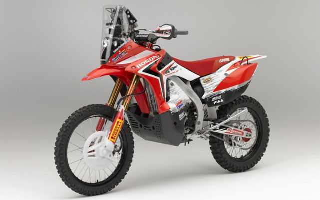 Honda CRF 450X Rally