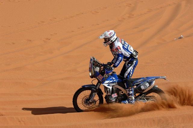 Dakar Rally Yamaha YZ450F