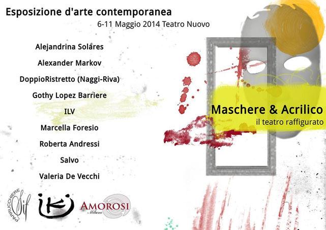 Milano, il Teatro Nuovo di piazza S. Babila