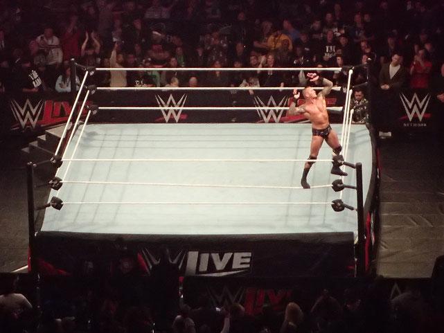 The Orton Pose