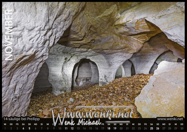 Rudolstadt-Höhle-Scheuersand-Preilipp-Sandstein-14-säulen-unterpreilipp-Thüringen-heimat