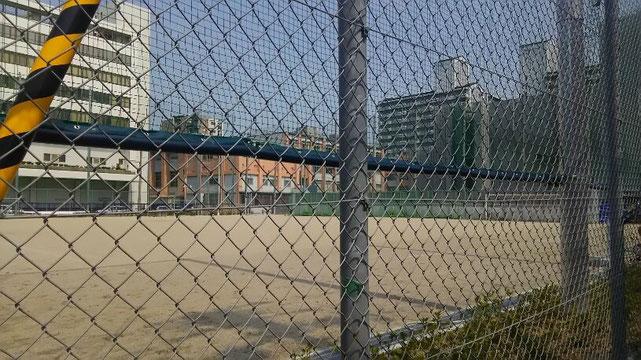 『日本橋中学校』との「施設一体型小中一貫校」として新たに開校する『大阪市立浪速(なみはや)小学校』