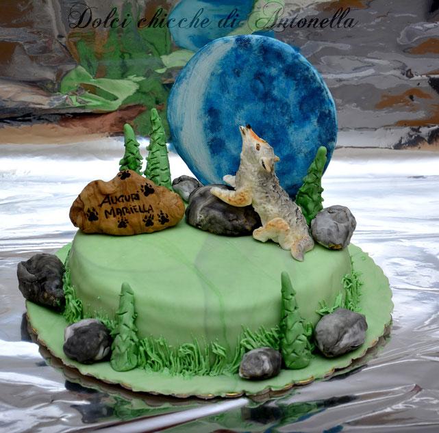 torta lupo-torte compleanno-liguria-la spezia-eventi-feste