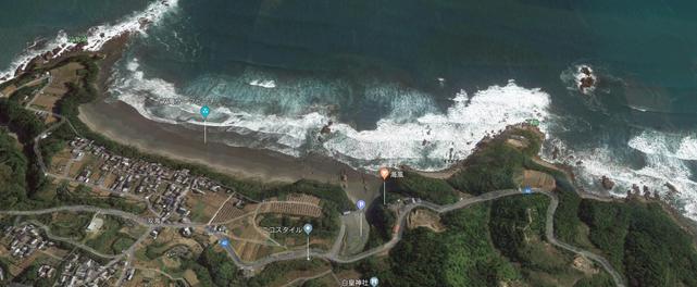 双海サーフビーチサーフポイント【関西サーフポイント58】