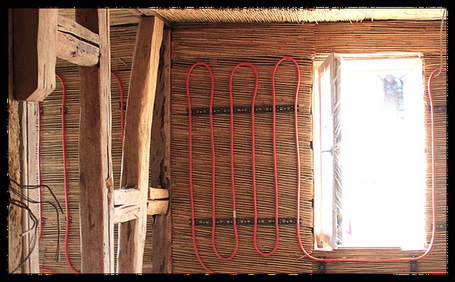 wandheizung mit lehmputz lehm trockenbau altbau lehmbau neuhaus. Black Bedroom Furniture Sets. Home Design Ideas