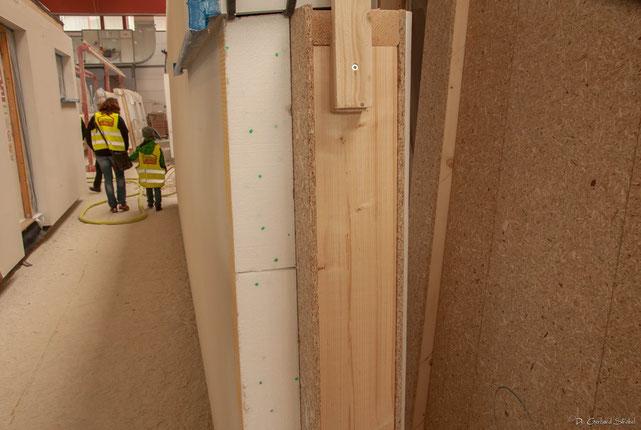 Aufbau einer Standard-Wand