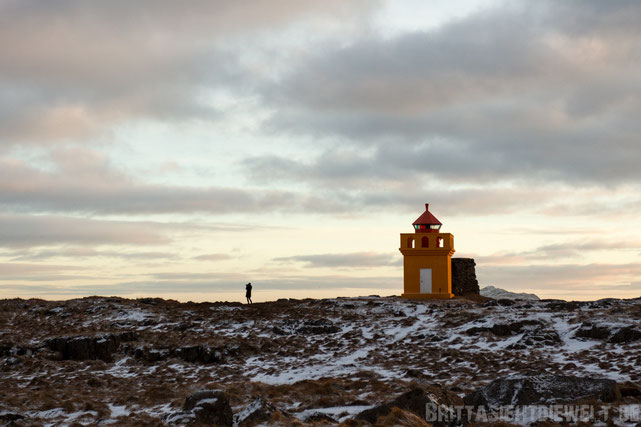 sunrise,Iceland,lighthouse,yellow,south,east,coast,winter,february,tipps