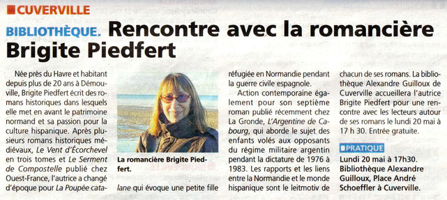 Article Liberté du 16 mai 2019
