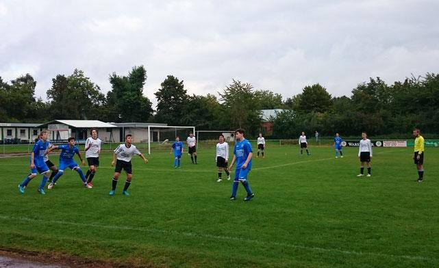 Auswärtssieg gegen Habinghorst