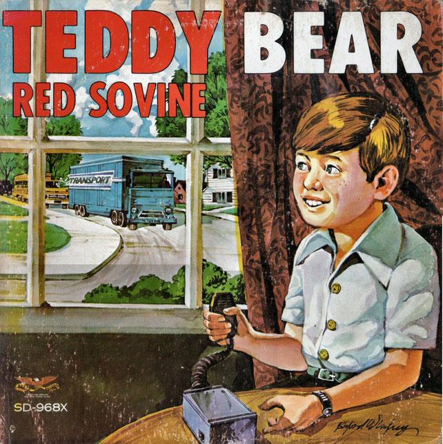 Red Sovine - Teddy Bear * Part 2 of 3 - Forgotten Albums