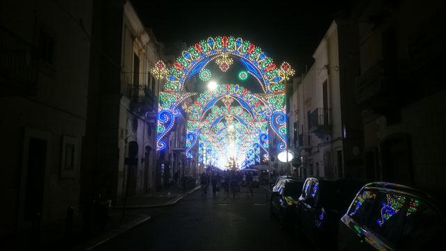 Mola di Bari, Festa della Madonna Addolorata