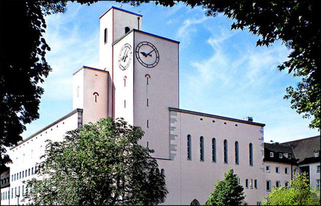 Bamberger Bistumshaus St. Otto als Ausbildungsstätte für Logotherapie