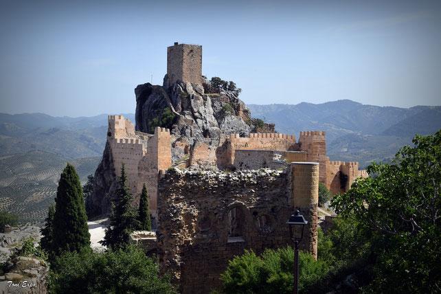 Resultado de imagen de castillo de iruela