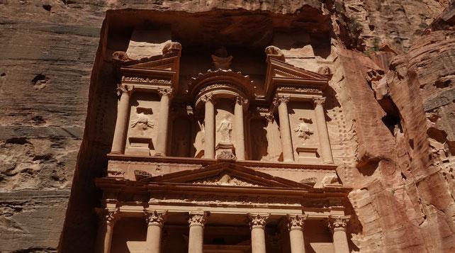 Petra - Schatzhaus (Jordanien)