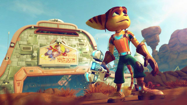 PS4 Spiele 2016: Ratchet & Clank