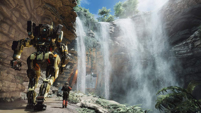 PS4 Spiele 2016: Titanfall 2