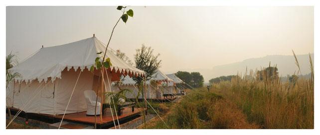 Khem Villas-Rajasthan/ VeggieHotels