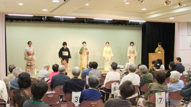 平成23年11月、西宮市生涯学習大学「宮水学園」にて「通過儀礼と装い」で公演しました。