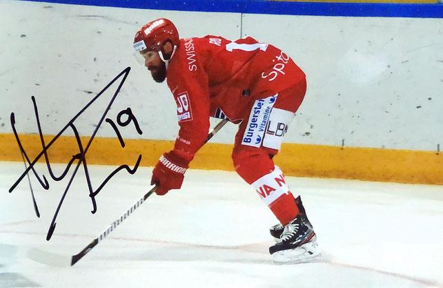 Autograph Andrew Rowe Autogramm
