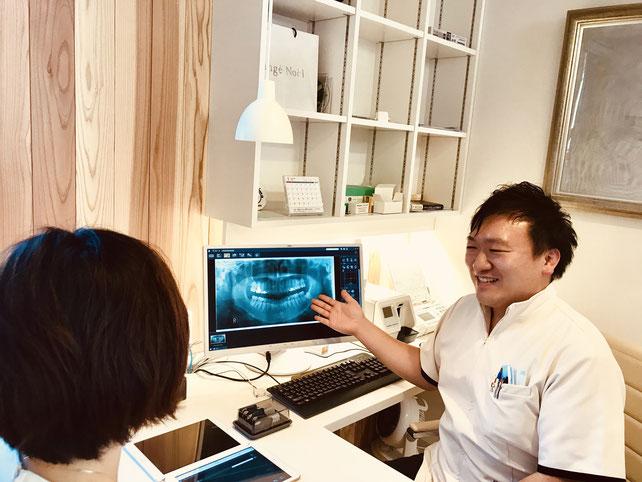 高知県高知市中久万の歯科医院。宮川歯科医院。
