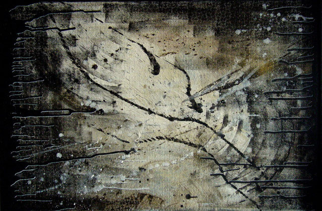 """""""coronae borealis"""" - 128X87 - 2012"""