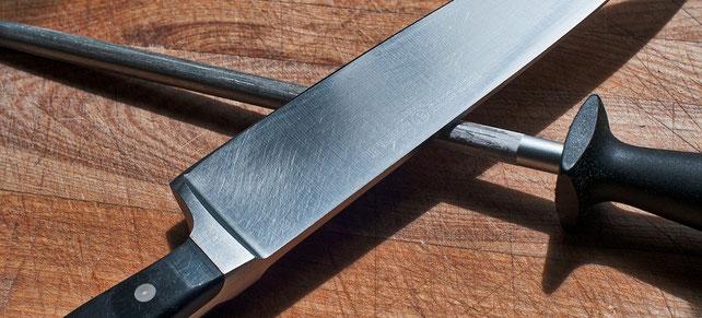 Scharfes Messer, Zutaten, Zubereiten