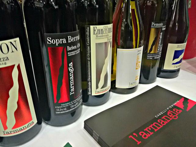 Armangia Etesiaca itinerari di vino blog
