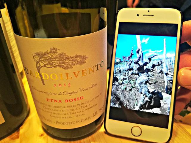 Sicilia Toscana blog Etesiaca itinerari di vino