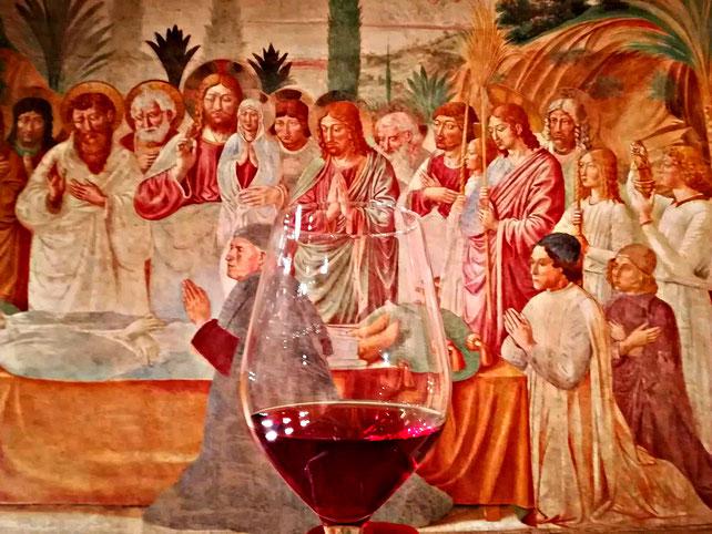 Bego Valdelsa degustazione. Etesiaca itinerari di vino blog