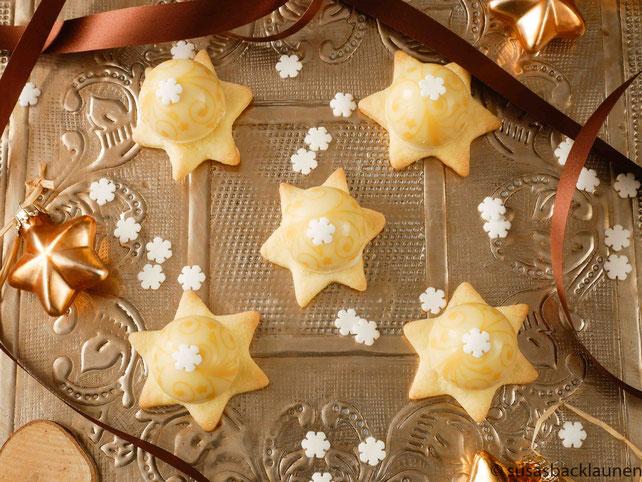 Kekspralinen für Weihnachten